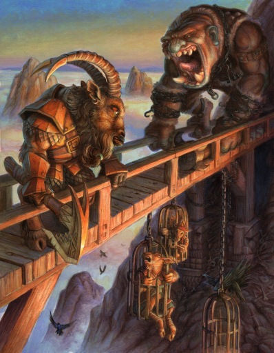 Gruff by Jeff Crosby