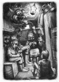 Goblin Secrets by Jeff Crosby