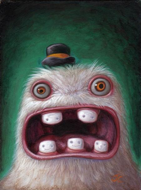 MonsterTeef by Jeff Crosby