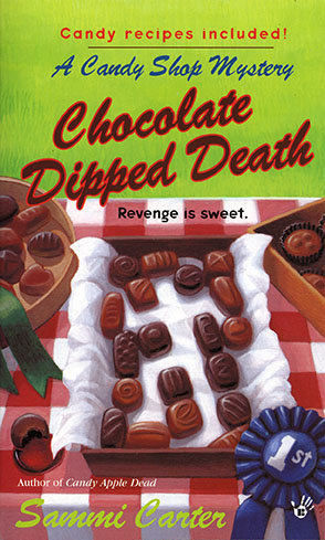 Chocolate Dipped Death cover art by Jeff Crosby