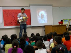 Wiener Wolf presentation with me talking about the inspiration of this story.