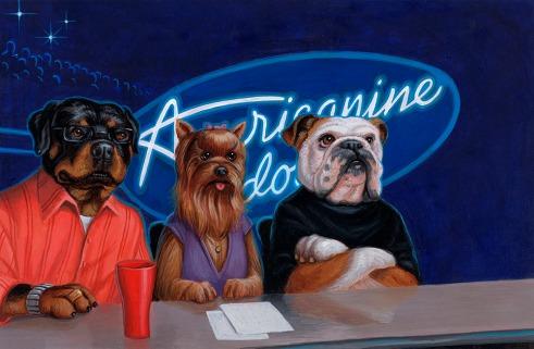 Americanine Idol, Riverfront Times