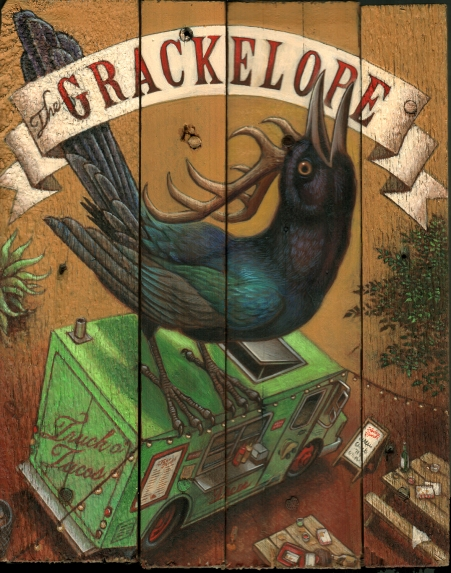 The Grackelope