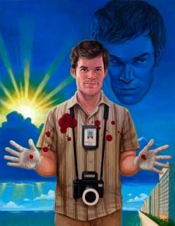 Dexter, Green Team Advertising