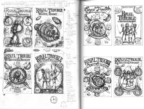 Royal Trouble, CBAY Publishing