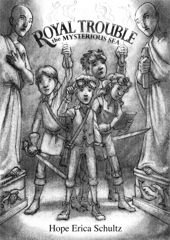 Royal Trouble: the Mysterious Sea, CBAY Publishing