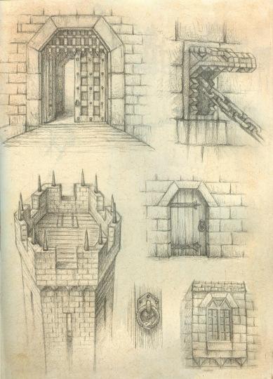 Swamp Castle, Details
