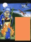 Japanese Moon Folktale, Faces Magazine